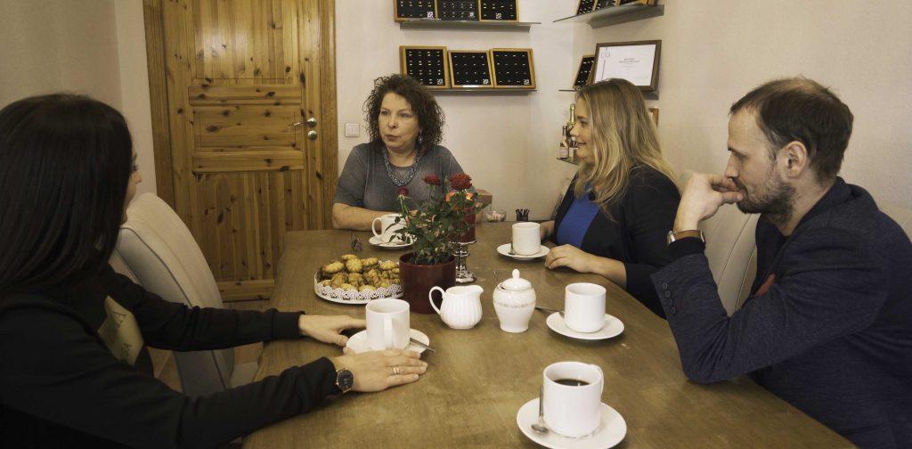 kāzu aģentūra komanda BalticWedding TV